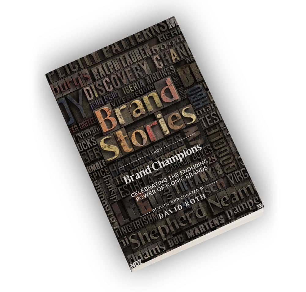 Brand Stories from Brand Champions Book